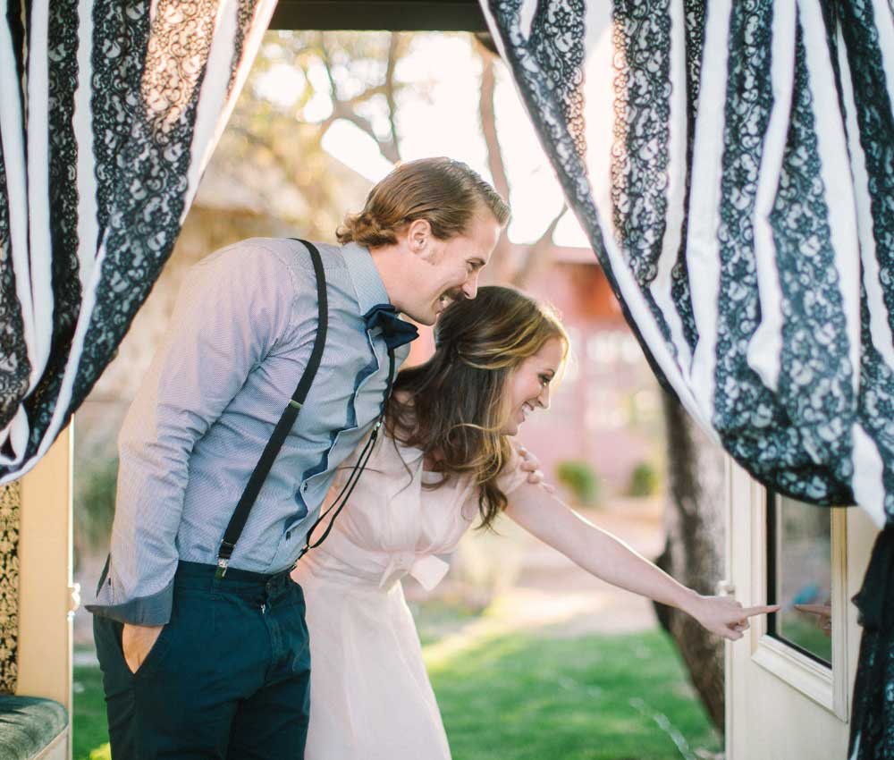 Vintage Photo Booth Rentals